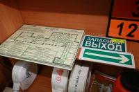 В Ноябрьске не прошел проверку на пожарную безопасность ТЦ «Клубника»