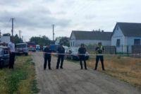 У Одессы психически больной мужчина бросил гранату и стрелял в полицейских