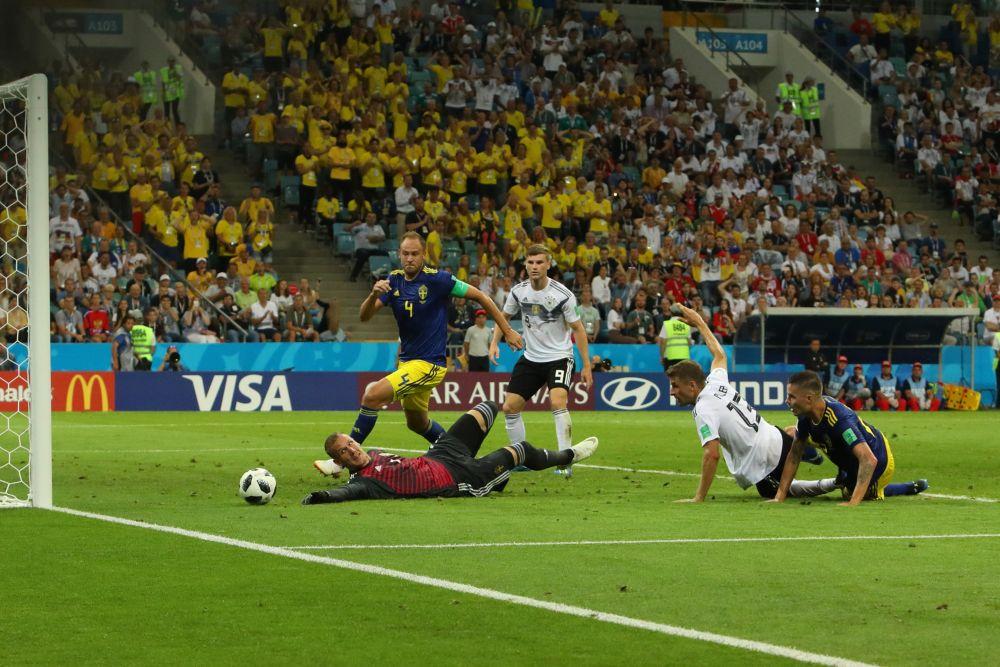 Сборная Германии не проиграла ни одного из последних семи матчей со Швецией.