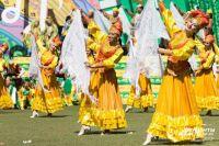 Любимый праздник татар - Сабантуй - отпраздновали 23 июня.