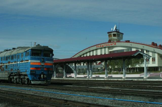 В Лабытнанги выбирают лучшего железнодорожника