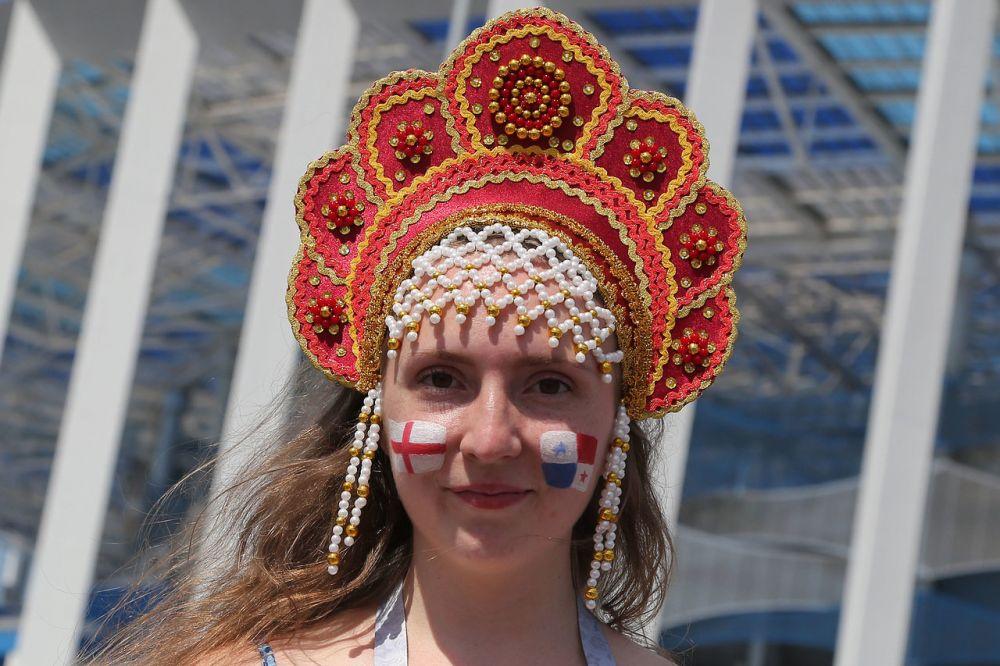 Кокошник и шапка-ушанка стали чуть ли не главными символами этого чемпионата.