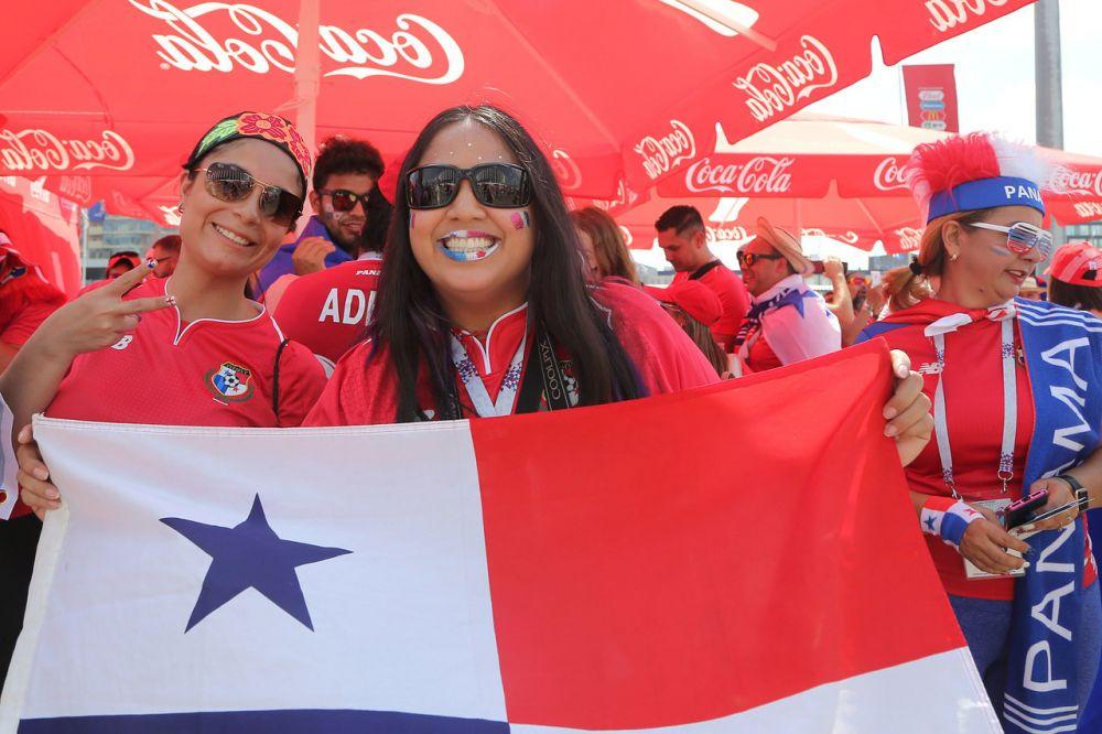 Болельщики сборной Панамы — самые яркие