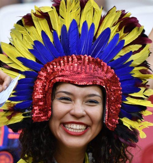 Фанатам Колумбии было чему порадоваться на этом матче.
