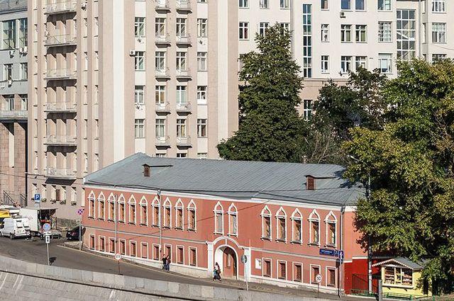 Палаты Аверкия Кириллова.