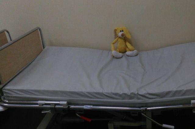 18 июня ребёнка в тяжёлом состоянии доставили в казанскую клинику.