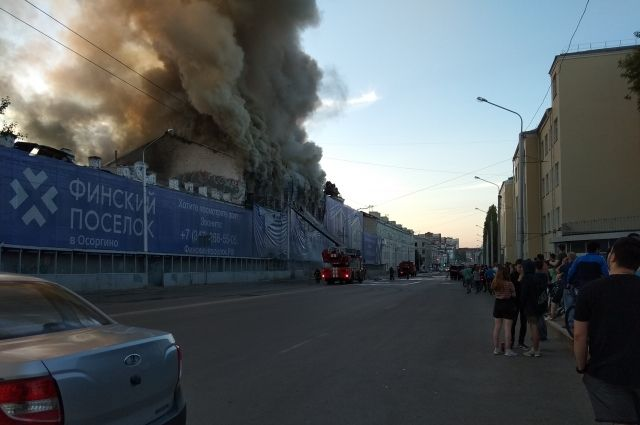 В НСО произошло 11 возгораний.