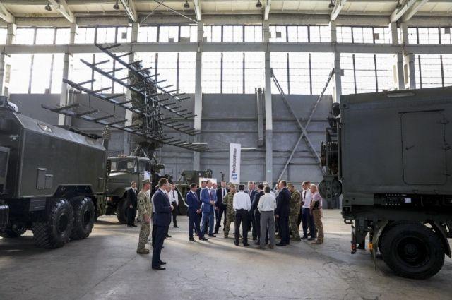«Укроборонпром» показал новые модели систем радиолокации для усиления ВСУ