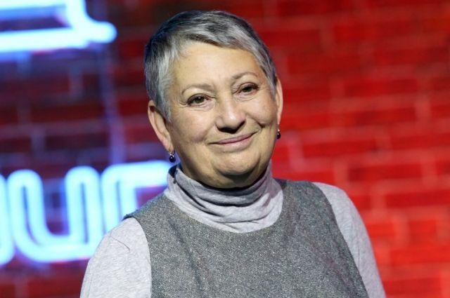 Людмила Улицкая.