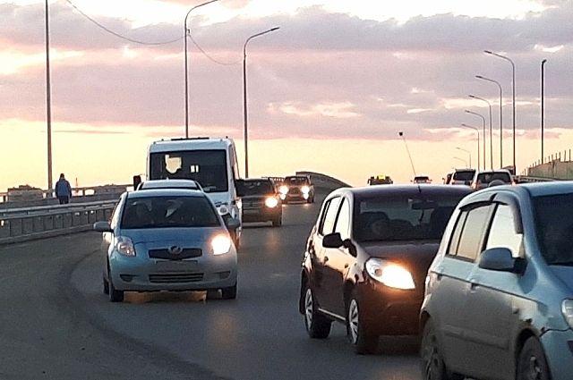 На объездной в Тюмени запустят непрерывное движение