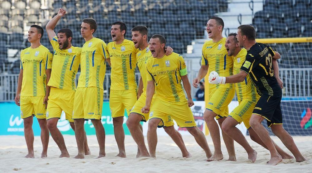 Триумф! Украинцы выигрывают серию пенальти у итальянцев во втором поединке турнира Евролиги.