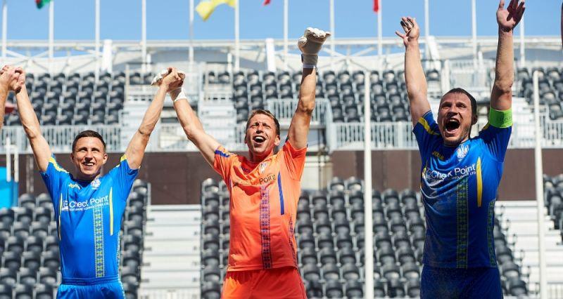 Украинцы сделали это! 100 из 100, точнее три победы из трех на этапе Евролиги в Баку.