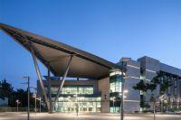 Центр ярмарок в Тель-Авиве, один из новых павильонов (New Pavilion 2).