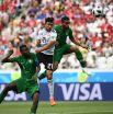 Трезеге пытается спасти сборную Египта.