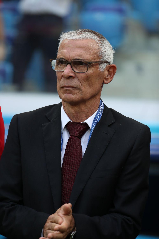 Тренер сборной Египта  Эктор Купер разочарован игрой подопечных.
