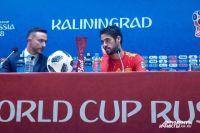 Атакующий полузащитник «Реала» назван лучшим игроком матча Испания-Марокко.