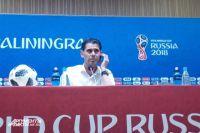 Тренер сборной Испании Фернандо Йерро.