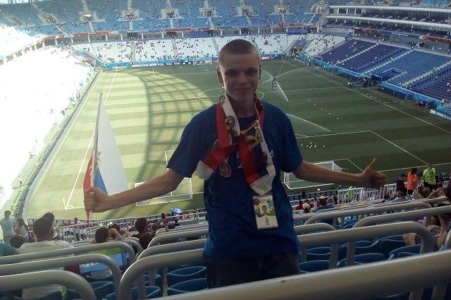 В Тюмени открылась выставка «Футбол в России»