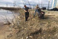 Салехард стал чище на 1100 кубометров мусора