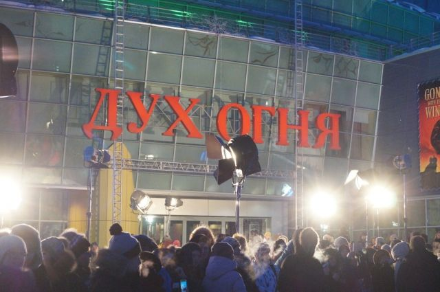 Сергей Соловьев представил проект концепции фестиваля.