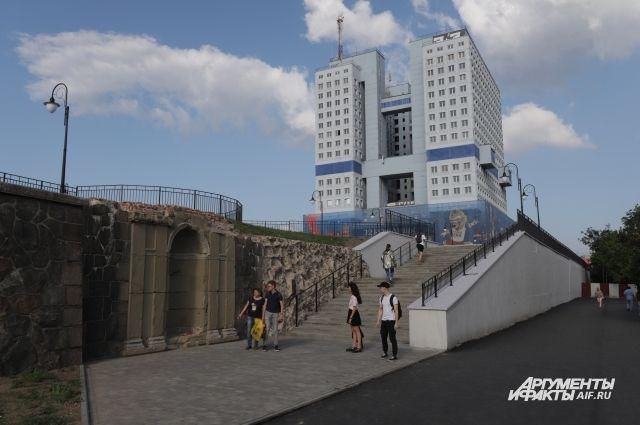 Работы по консервации королевского замка в Калининграде продлятся 1,5 года.