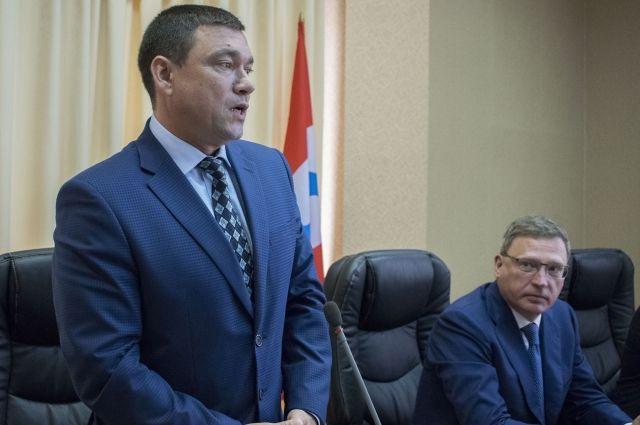 31 мая 2018 года конкурсная комиссия рекомендовала назначить на пост министра промышленности региона Андрея Посаженникова.
