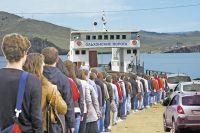Вызовет ли новая система учёта туристов на переправе очереди - пока вопрос.