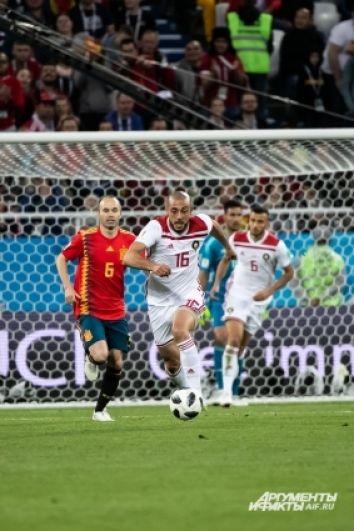 Лучший результат сборной Марокко - 1/8 финала 1986 года. Но испанцам они дали бой.