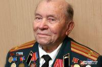 Борис Петрович Пирожков - участник штурма Кенигсберга.