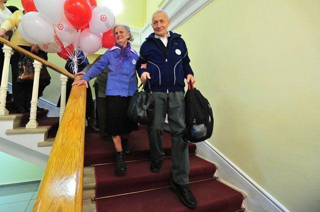 Преподаватели университета очень довольны своими студентами 60+: старательные, внимательные и занятия не прогуливают.
