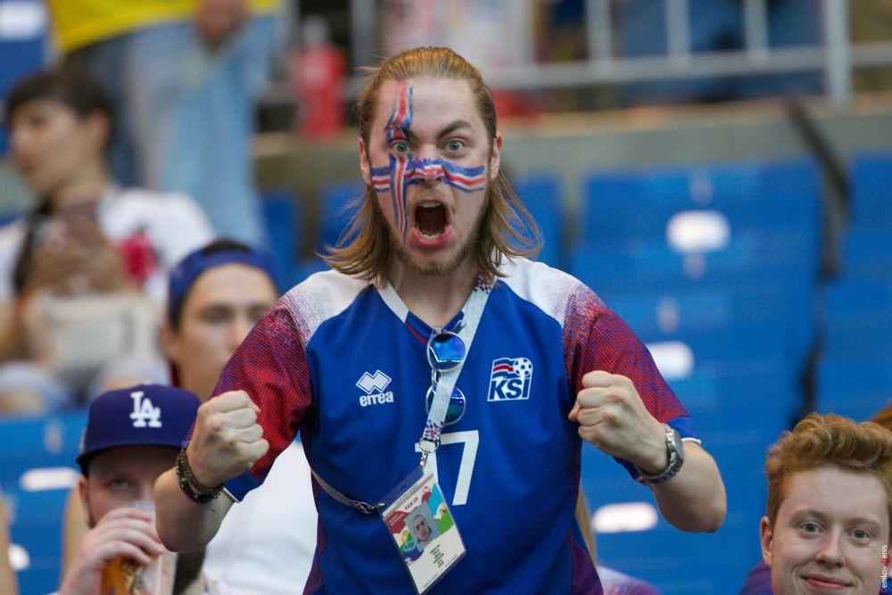 Исландцы забили соперникам ответный мяч, белельщики ликуют.