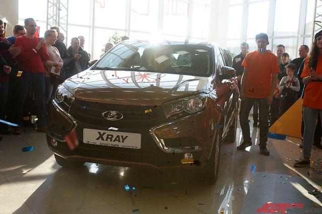 ВРосстандарте назвали причину отзыва неменее 7-ми тыс. Лада Xray «АвтоВАЗом»