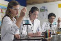 Сдать химию наугад практически невозможно.