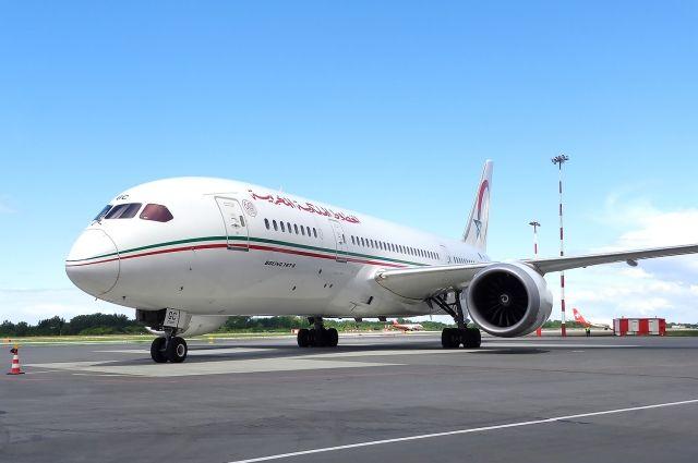Boeing B 787 Dreamliner.