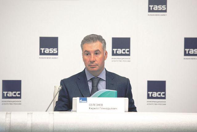 Кирилл Селезнёв особое внимание уделил вопросам газификации и платёжной дисциплине.