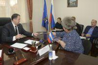 О партнерстве, сотрудничестве и понимании рассуждает заместитель председателя думы Александр Лавренов.