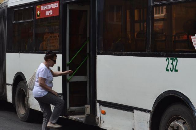 Общественный транспорт переходит на летний режим работы.