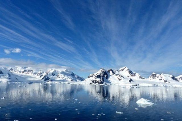 Арктические льды до конца не исследованы.