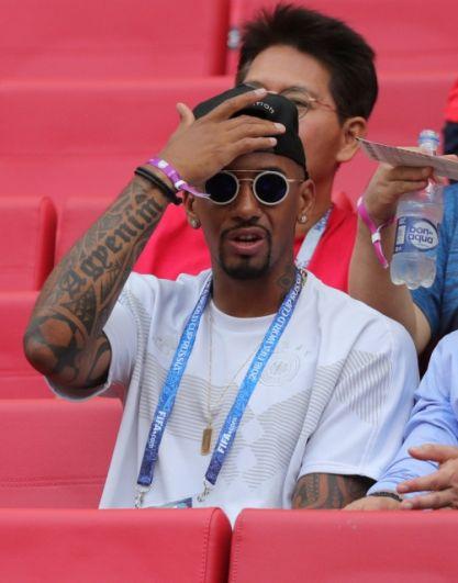 Реакция на игру защитника «Баварии» Жерома Боатенга.
