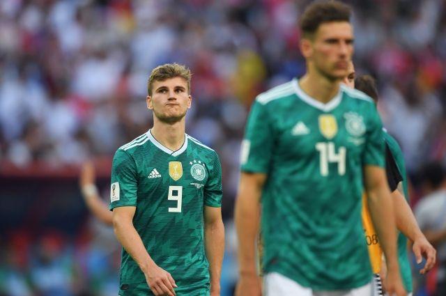 Германия проиграла Южной Корее со счетом 2:0 и не вышла в плей-офф - Real estate