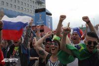 Площадка Фестиваля в день матча Бельгии и Англии начинает работу с 12:00.