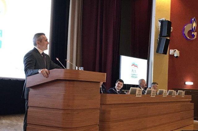Александр Моор объяснил, почему Тюмени, Ямалу и Югре важно держаться вместе
