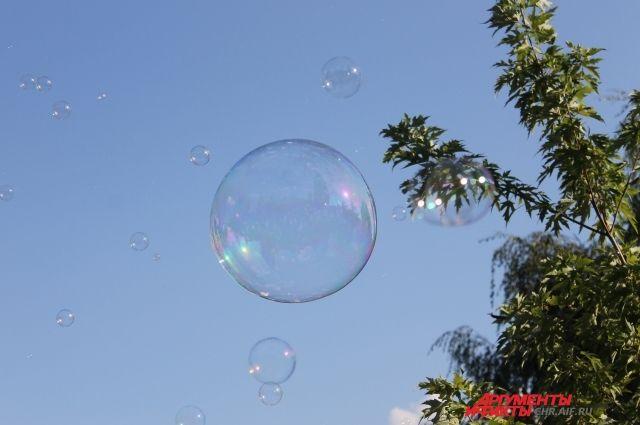 День мыльных пузырей пройдёт 1 июля в парке Горького.