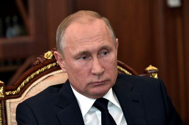 Путин отчитался овыводе войск изСирии
