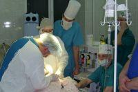 В Оренбуржье челюстно-лицевые хирурги помогли  3-месячному малышу