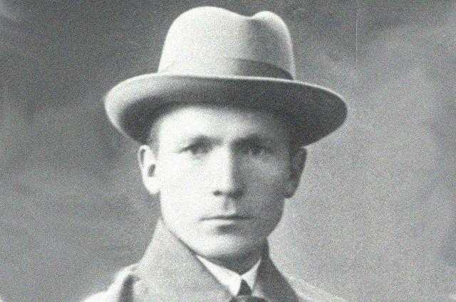 Иван Курганов.