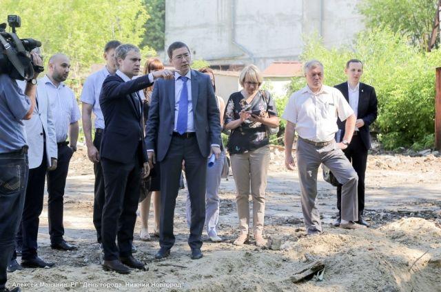 Мэр Нижнего поведал опутях решения трудностей сподтоплениями улиц