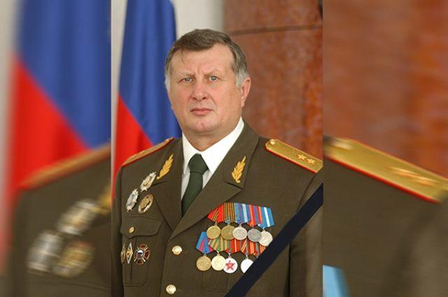 Бывший начальник УФСИН по Алтайскому краю Александр Семенюк