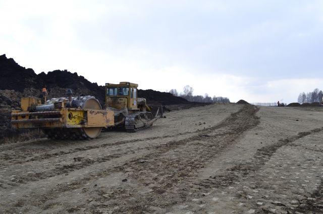 Строительство скоростной дороги между Кемеровом и Ленинском-Кузнецким идёт уже 11 лет.