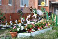 Надымчане выбирают лучший цветущий двор и балкон